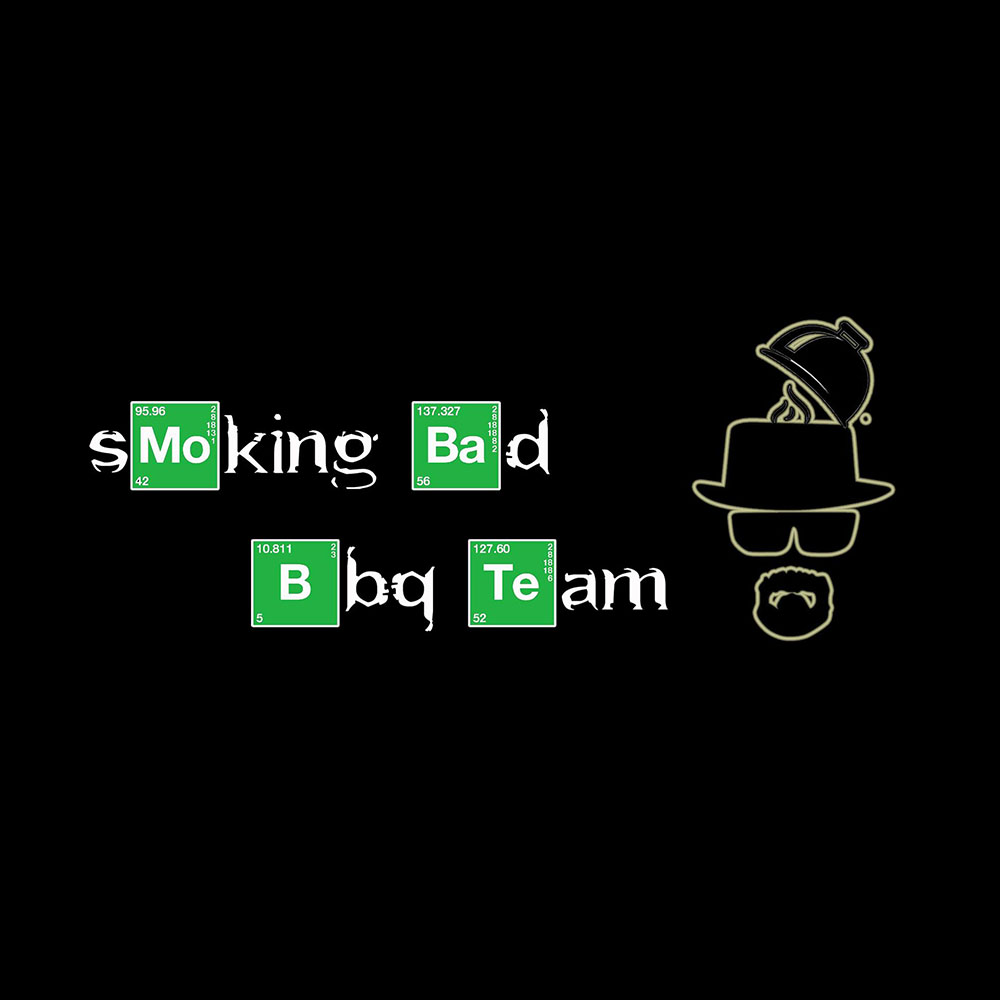 smoking bad bbq team